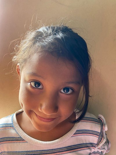 Help Danna Aylleen by becoming a child sponsor. Sponsoring a child is a rewarding and heartwarming experience.