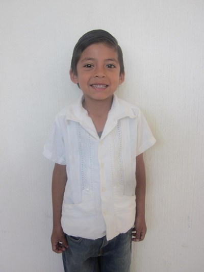 Help Jordan Daniel by becoming a child sponsor. Sponsoring a child is a rewarding and heartwarming experience.