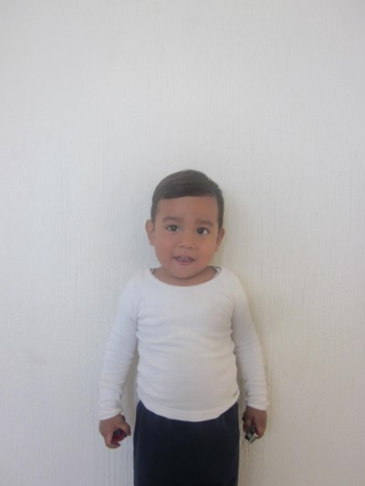 Help Erick Ismael by becoming a child sponsor. Sponsoring a child is a rewarding and heartwarming experience.