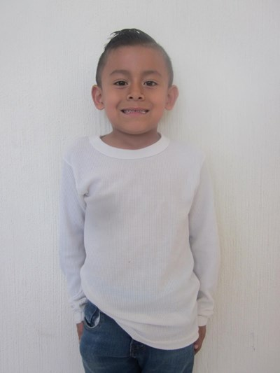 Help Angel Yarek by becoming a child sponsor. Sponsoring a child is a rewarding and heartwarming experience.