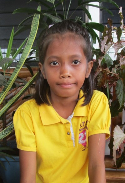 Help Zyhanne B. by becoming a child sponsor. Sponsoring a child is a rewarding and heartwarming experience.
