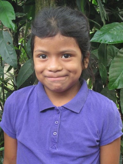 Help Yesica Guadalupe by becoming a child sponsor. Sponsoring a child is a rewarding and heartwarming experience.