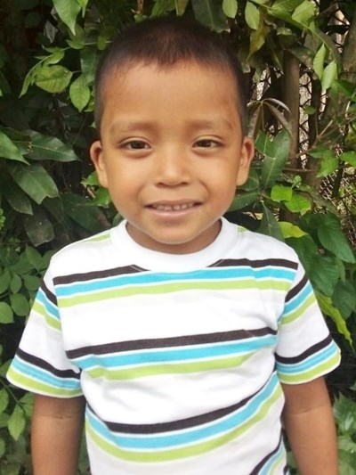 Help Deyvin Estuardo by becoming a child sponsor. Sponsoring a child is a rewarding and heartwarming experience.