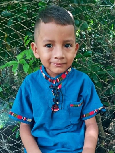 Help Hetmilson Eneas by becoming a child sponsor. Sponsoring a child is a rewarding and heartwarming experience.