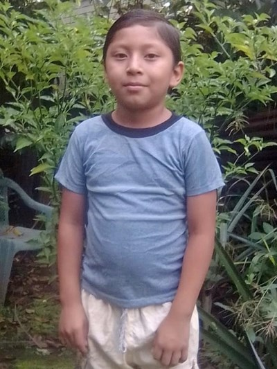 Help Rony by becoming a child sponsor. Sponsoring a child is a rewarding and heartwarming experience.