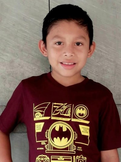 Help Elio Juan Pablo by becoming a child sponsor. Sponsoring a child is a rewarding and heartwarming experience.
