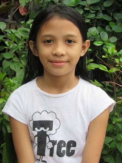 Help Rhian Kristine T. by becoming a child sponsor. Sponsoring a child is a rewarding and heartwarming experience.