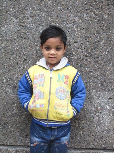 Help Ambika by becoming a child sponsor. Sponsoring a child is a rewarding and heartwarming experience.