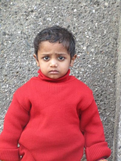 Help Ram by becoming a child sponsor. Sponsoring a child is a rewarding and heartwarming experience.