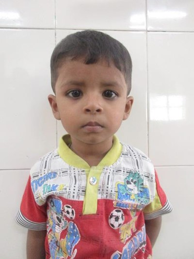 Help Sachin by becoming a child sponsor. Sponsoring a child is a rewarding and heartwarming experience.