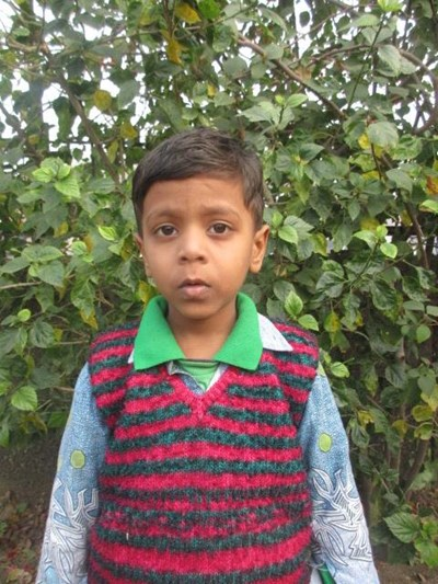 Help Harsh Kumar by becoming a child sponsor. Sponsoring a child is a rewarding and heartwarming experience.