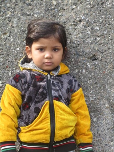 Help Lavnya by becoming a child sponsor. Sponsoring a child is a rewarding and heartwarming experience.