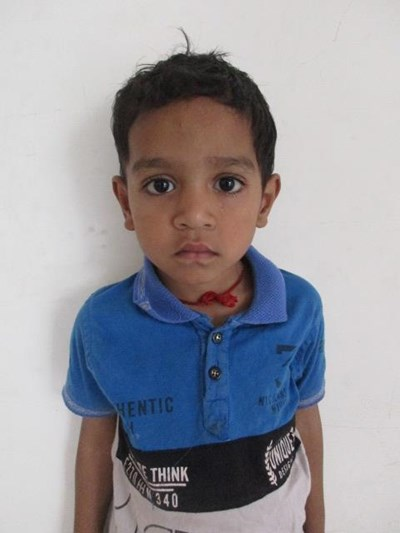 Help Dipanshu by becoming a child sponsor. Sponsoring a child is a rewarding and heartwarming experience.