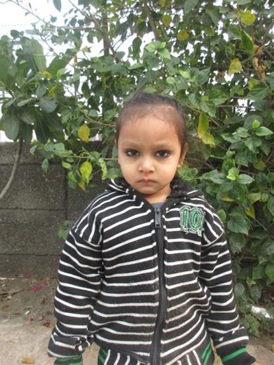 Help Ayush by becoming a child sponsor. Sponsoring a child is a rewarding and heartwarming experience.