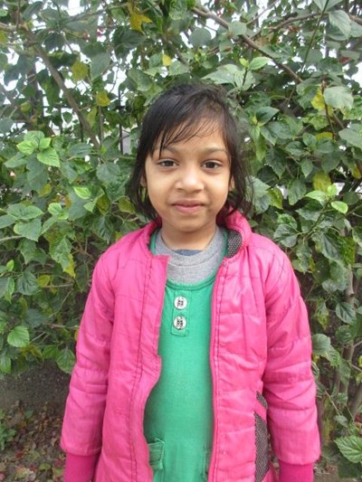 Help Raagini by becoming a child sponsor. Sponsoring a child is a rewarding and heartwarming experience.