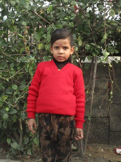Help Chirag by becoming a child sponsor. Sponsoring a child is a rewarding and heartwarming experience.