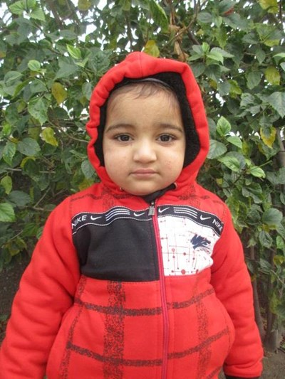 Help Akshit by becoming a child sponsor. Sponsoring a child is a rewarding and heartwarming experience.