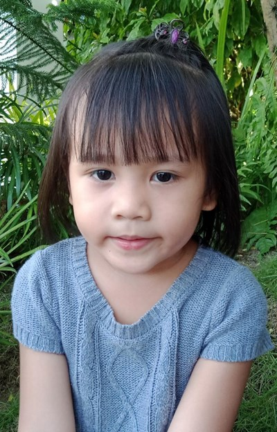 Help Crystal Maiden E. by becoming a child sponsor. Sponsoring a child is a rewarding and heartwarming experience.