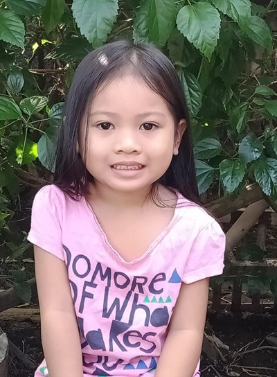 Help Rayne Zoe B. by becoming a child sponsor. Sponsoring a child is a rewarding and heartwarming experience.