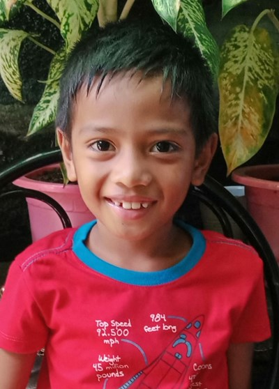 Help John Michael B. by becoming a child sponsor. Sponsoring a child is a rewarding and heartwarming experience.