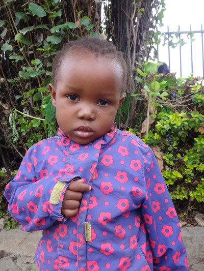 Help Makenzie by becoming a child sponsor. Sponsoring a child is a rewarding and heartwarming experience.