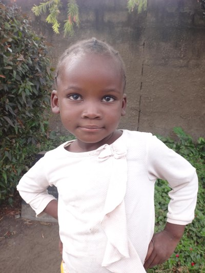 Help Joyce Ruth by becoming a child sponsor. Sponsoring a child is a rewarding and heartwarming experience.