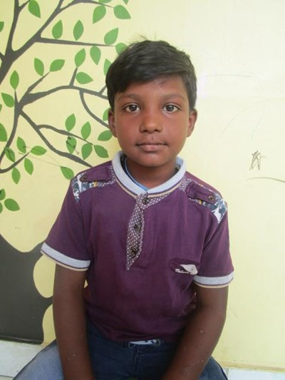 Help Shani Dev by becoming a child sponsor. Sponsoring a child is a rewarding and heartwarming experience.