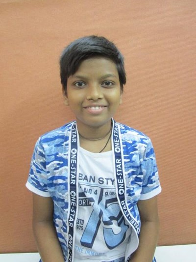 Help Arjya by becoming a child sponsor. Sponsoring a child is a rewarding and heartwarming experience.