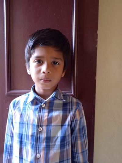 Help Arnab by becoming a child sponsor. Sponsoring a child is a rewarding and heartwarming experience.