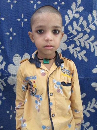 Help Mehtab by becoming a child sponsor. Sponsoring a child is a rewarding and heartwarming experience.