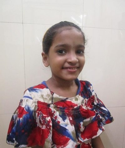 Help Shiksha Kumari by becoming a child sponsor. Sponsoring a child is a rewarding and heartwarming experience.