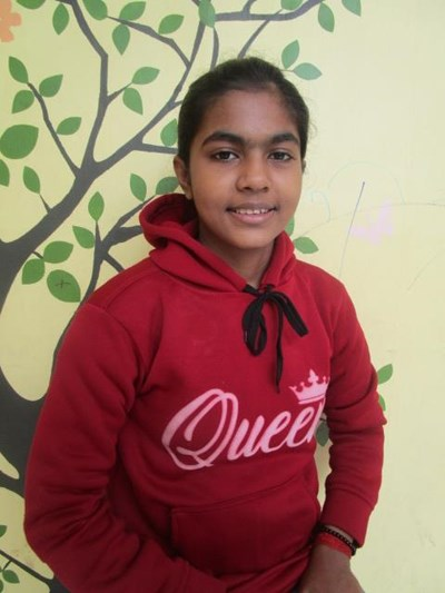 Help Annesha by becoming a child sponsor. Sponsoring a child is a rewarding and heartwarming experience.