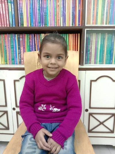 Help Jasveer by becoming a child sponsor. Sponsoring a child is a rewarding and heartwarming experience.