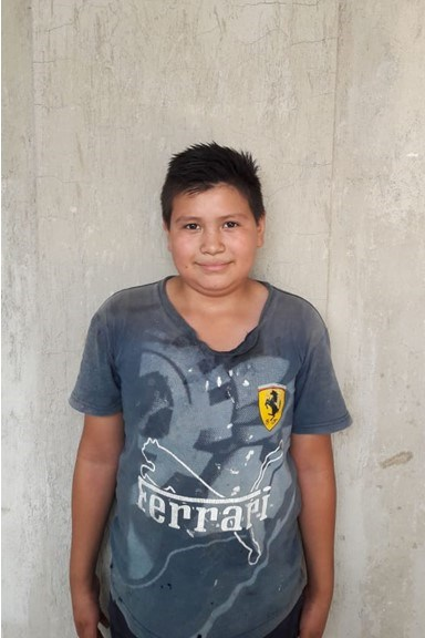 Help Alan Eduardo by becoming a child sponsor. Sponsoring a child is a rewarding and heartwarming experience.