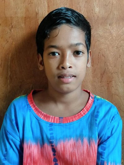 Help John Jaime L. by becoming a child sponsor. Sponsoring a child is a rewarding and heartwarming experience.