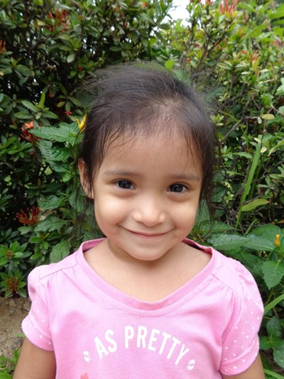 Help Andrea Scarleth by becoming a child sponsor. Sponsoring a child is a rewarding and heartwarming experience.