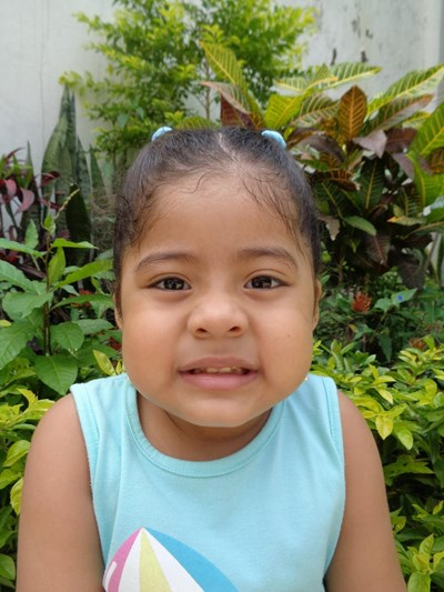 Help Oana Ainara by becoming a child sponsor. Sponsoring a child is a rewarding and heartwarming experience.