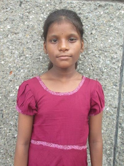 Help Premlata by becoming a child sponsor. Sponsoring a child is a rewarding and heartwarming experience.