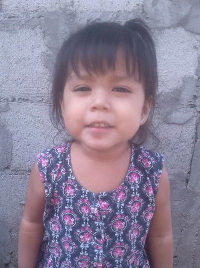 Help Ashley Daniela by becoming a child sponsor. Sponsoring a child is a rewarding and heartwarming experience.