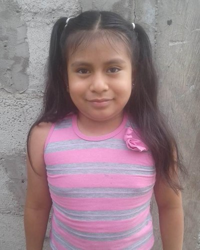 Help Mayerly Anai by becoming a child sponsor. Sponsoring a child is a rewarding and heartwarming experience.