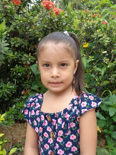 Help Ainara Monserrate by becoming a child sponsor. Sponsoring a child is a rewarding and heartwarming experience.