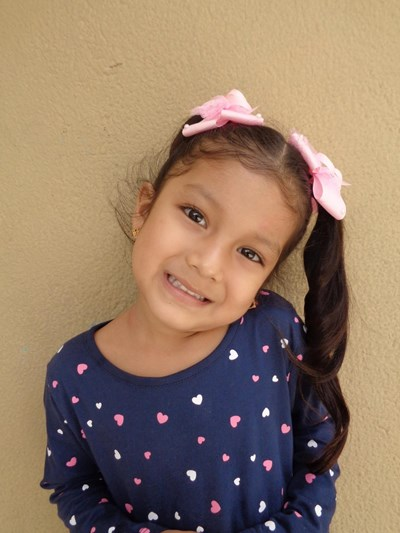 Help Valentina Yamileth by becoming a child sponsor. Sponsoring a child is a rewarding and heartwarming experience.