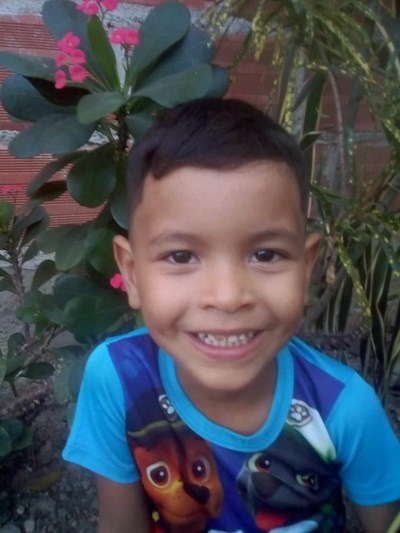 Help Thiago Andres by becoming a child sponsor. Sponsoring a child is a rewarding and heartwarming experience.