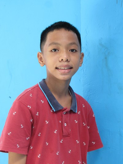 Help Aivan Al P. by becoming a child sponsor. Sponsoring a child is a rewarding and heartwarming experience.