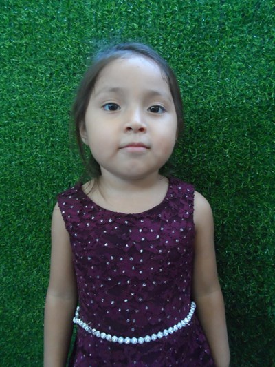 Help Ahsley Michelle by becoming a child sponsor. Sponsoring a child is a rewarding and heartwarming experience.