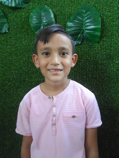 Help Paolo Danell by becoming a child sponsor. Sponsoring a child is a rewarding and heartwarming experience.