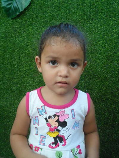Help Elsi Yacobeth by becoming a child sponsor. Sponsoring a child is a rewarding and heartwarming experience.