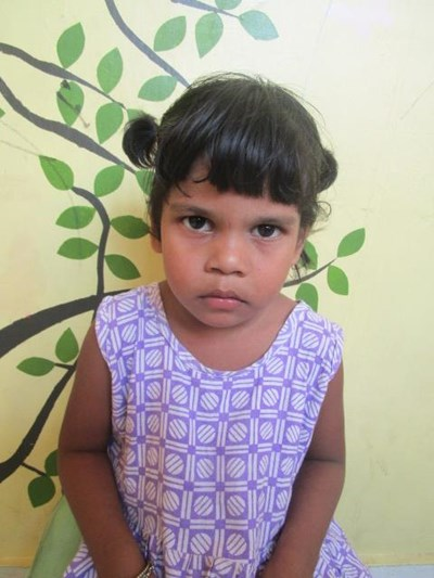 Help Rafika Ali by becoming a child sponsor. Sponsoring a child is a rewarding and heartwarming experience.