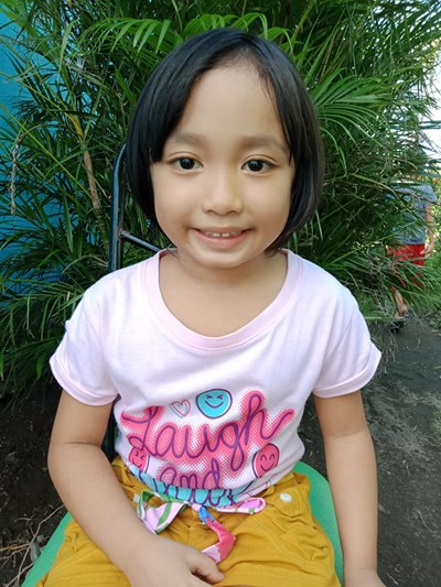 Help Jaeryl Asher B. by becoming a child sponsor. Sponsoring a child is a rewarding and heartwarming experience.