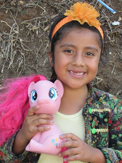 Help Angie Camila by becoming a child sponsor. Sponsoring a child is a rewarding and heartwarming experience.